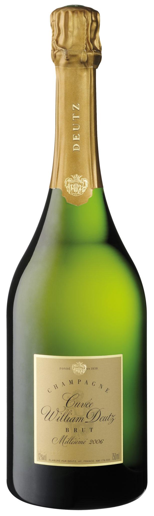William Deutz 2006, lo champagne ufficiale dei voli di Prima Classe della Japan Airlines
