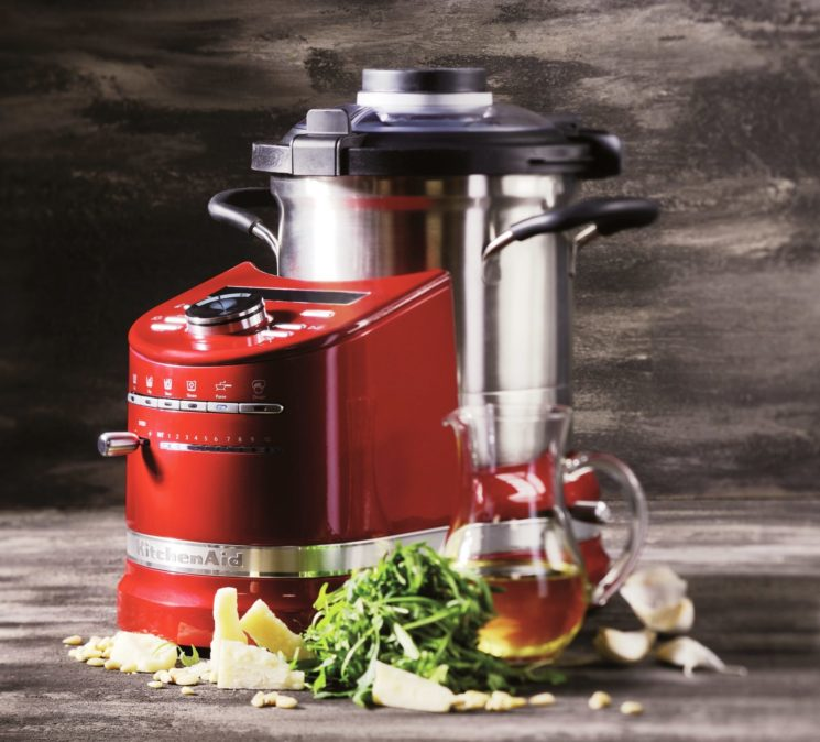 KitchenAid, elettrodomestici must-have in ogni cucina. E anche sotto l'albero di Natale!