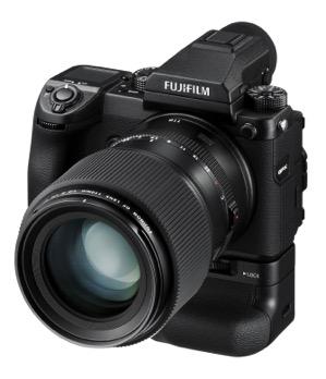 In arrivo il nuovo firmware per FUJIFILM GFX 50S