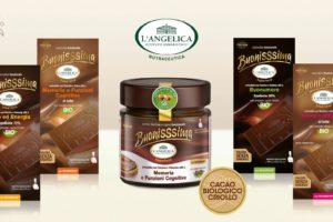 """Novità L'Angelica: """"Buonisssima"""", la migliore innovazione nel mondo del cioccolato"""