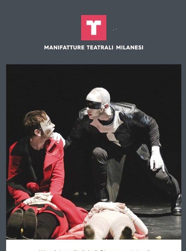 """La Compagnia Teatrale Osm – Occhi sul Mondo al Teatro Litta di Milano con """"Un Principe"""" dall'Amleto di Shakespeare"""