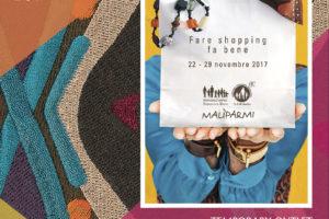 Dal 22 al 29 novembre Malìparmi per Fondazione Francesca Rava