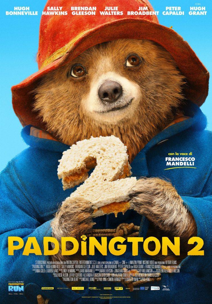 """""""Paddington 2"""", il ritorno dell'orsetto simbolo della Gran Bretagna"""