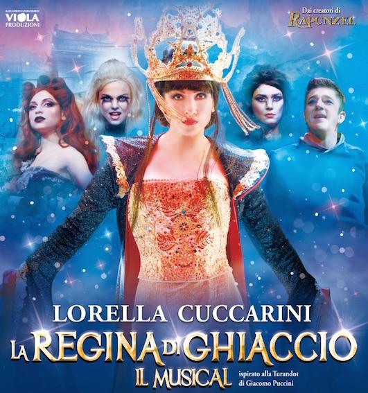 """Dal 24 novembre al 10 dicembre """"La Regina di ghiaccio"""" a Milano al Teatro degli Arcimboldi"""