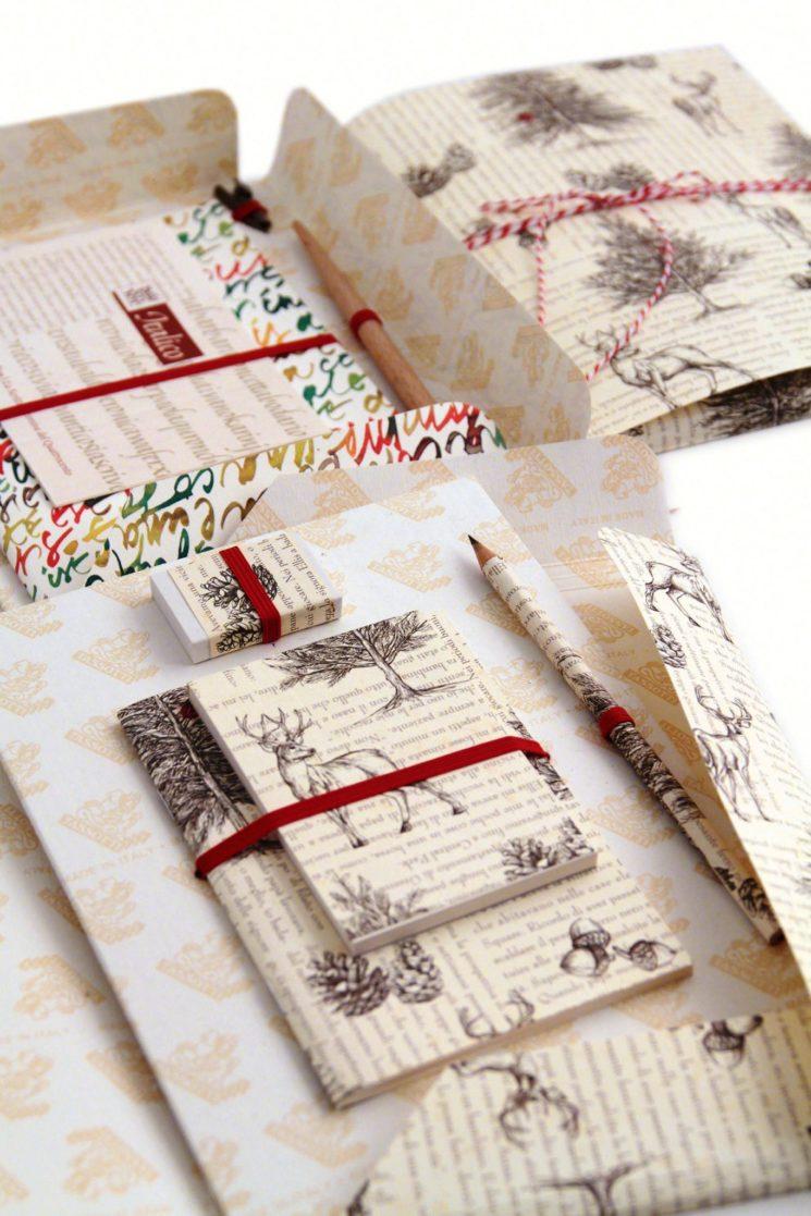 TASSOTTI: kit calligrafia e kit scrittura per una raffinata idea regalo