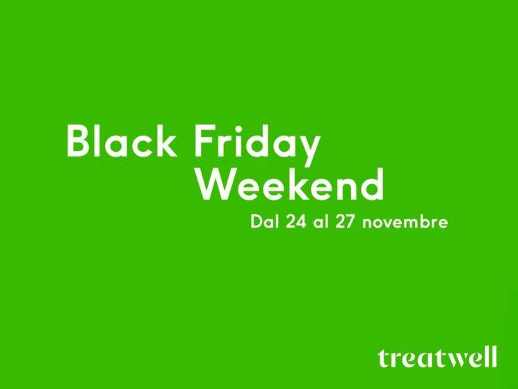 Black Friday Weekend: trattamenti di bellezza a metà prezzo con Treatwell