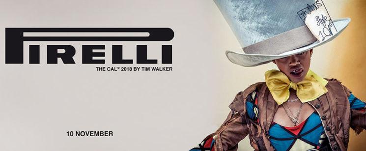 Pirelli: presentato a New York il calendario 2018 di Tim Walker