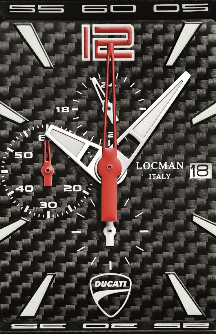 Ducati e Locman: siglato accordo di collaborazione per un'esclusiva linea di orologi