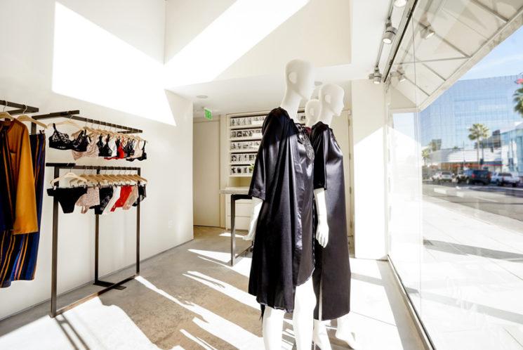 HANRO apre la sua prima boutique in California