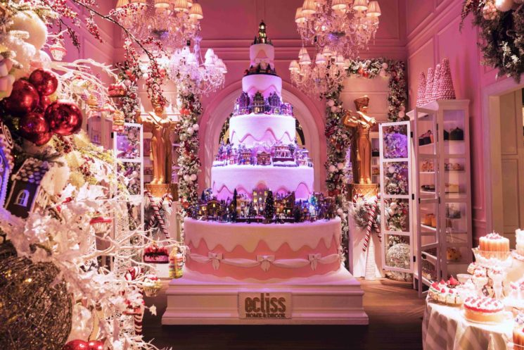Ecliss Home & Decor presenta Christmas Fairy In The City