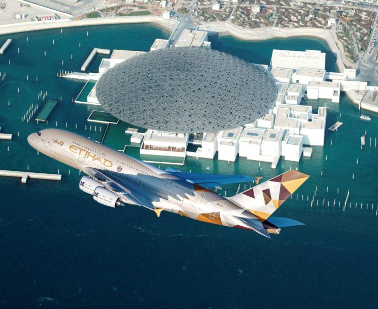 Etihad Airways: i prodotti di bordo e amenity kit acquistabili su voli selezionati