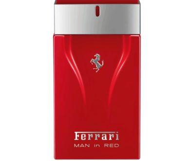 """""""Man in Red"""", nuova fragranza fresca, intensa e sensuale firmata Ferrari"""