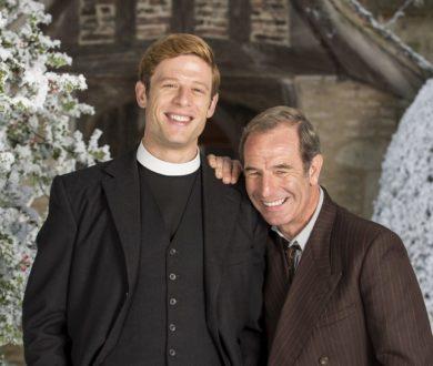 """""""Grantchester 3"""" prima tv assoluta su Giallo lunedì 18 dicembre ore 21:00"""