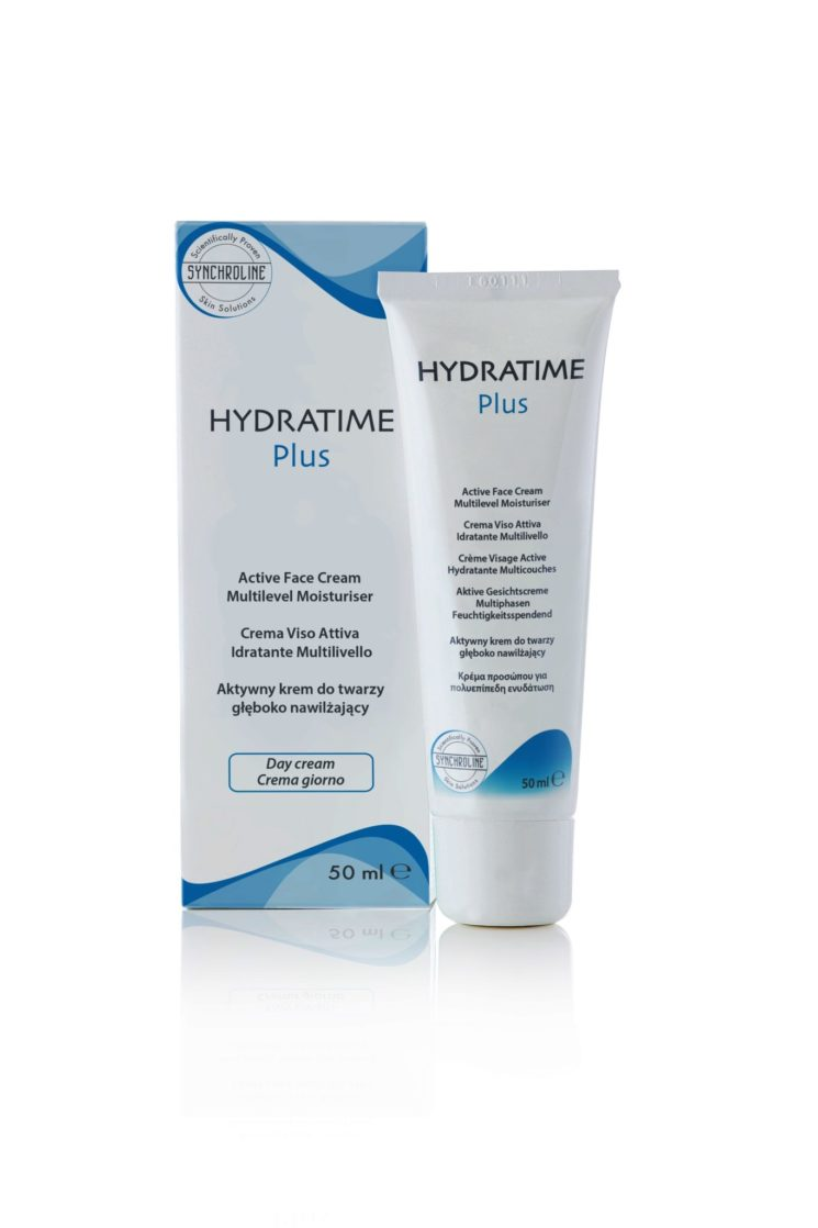 Con HYDRATIME di Synchroline la tua pelle è pronta ad affrontare il freddo