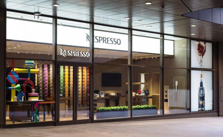 Nespresso apre a Citylife. Nuovo concept dal design innovativo e sostenibile
