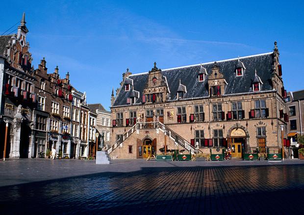 Nijmegen, nei Paesi Bassi, Capitale Verde Europea 2018