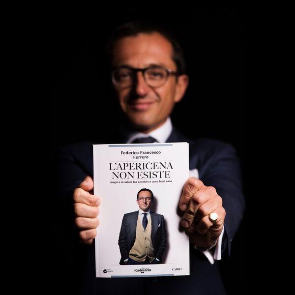 """Federico Francesco Ferrero, autore di """"L'apericena non esiste"""", detta il suo decalogo"""