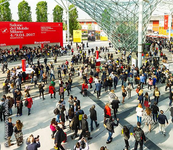 Salone del Mobile.Milano 2018: lavori in corso