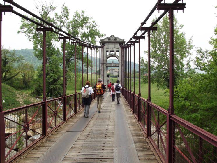 Turismo dei cammini in Emilia Romagna: mappe ricche di informazioni per le storiche vie