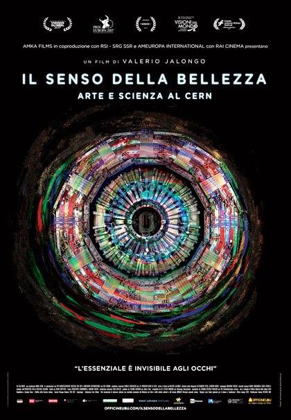 """A grande richiesta torna al cinema domani 20 dicembre """"Il senso della bellezza – arte e scienza al CERN"""""""