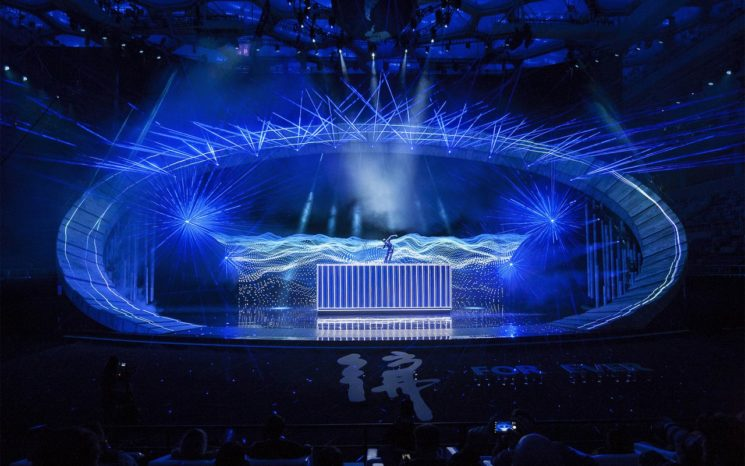 FANG FU. FOREVER, primo spettacolo cinese di Balich Worldwide Shows