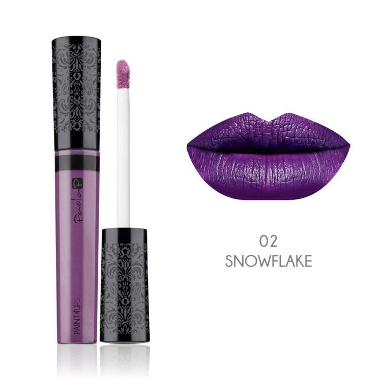 Il Pantone Ultra Violet protagonista del make-up PAOLAP. Provocante con stile