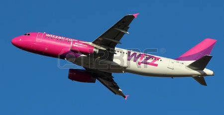 Wizz Air: record per numero di passeggeri nel 2017. Espansione per il 2018