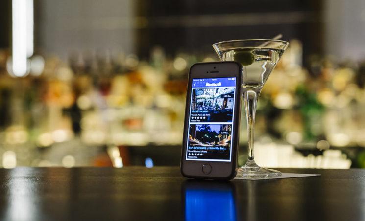 """""""Guida ai migliori cocktail bar d'Italia"""", nuova app gratuita"""
