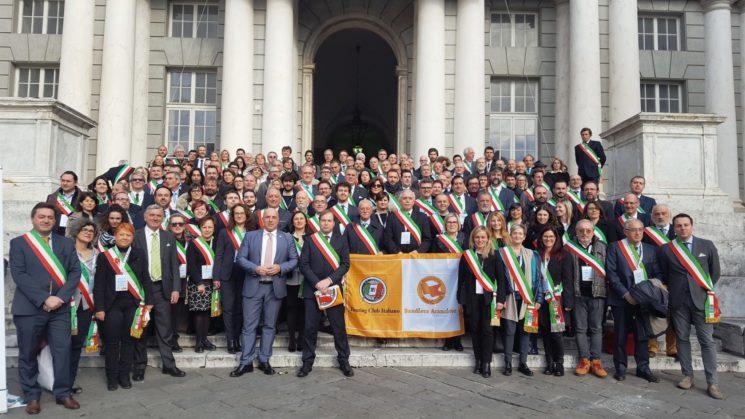 Touring Club Italiano: 227 le bandiere arancioni in Italia.