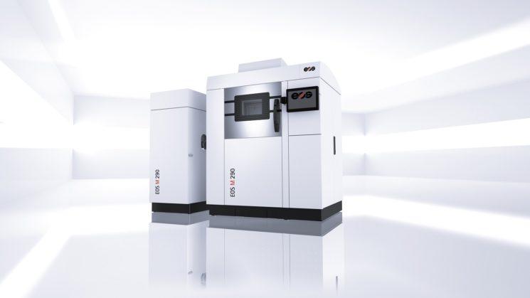 Continental si affida alla tecnologia di stampa 3D industriale EOS