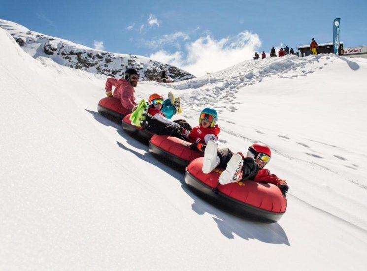 "Vacanza in ""mobilità dolce"" a Val Cenis, Perla Alpina francese"