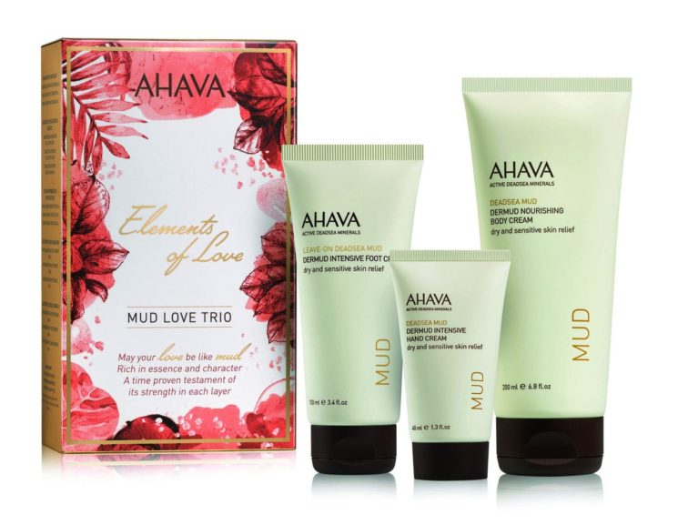 Ahava: i benefici del Mar Morto con Mud Love Trio ed Elemental Body Trio