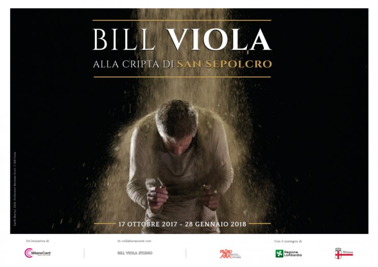 La mostra di Bill Viola alla cripta di San Sepolcro aperta per il weekend dell'Epifania