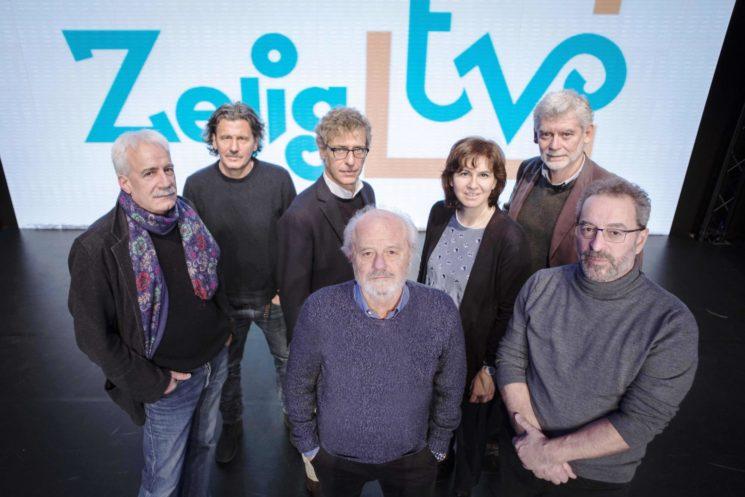 Al via il 25 febbraio ZELIG TV, nuovo canale tv, centro di produzione e web tv
