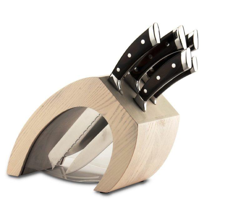 Linea Trattoria di Bugatti: il fascino del legno in cucina