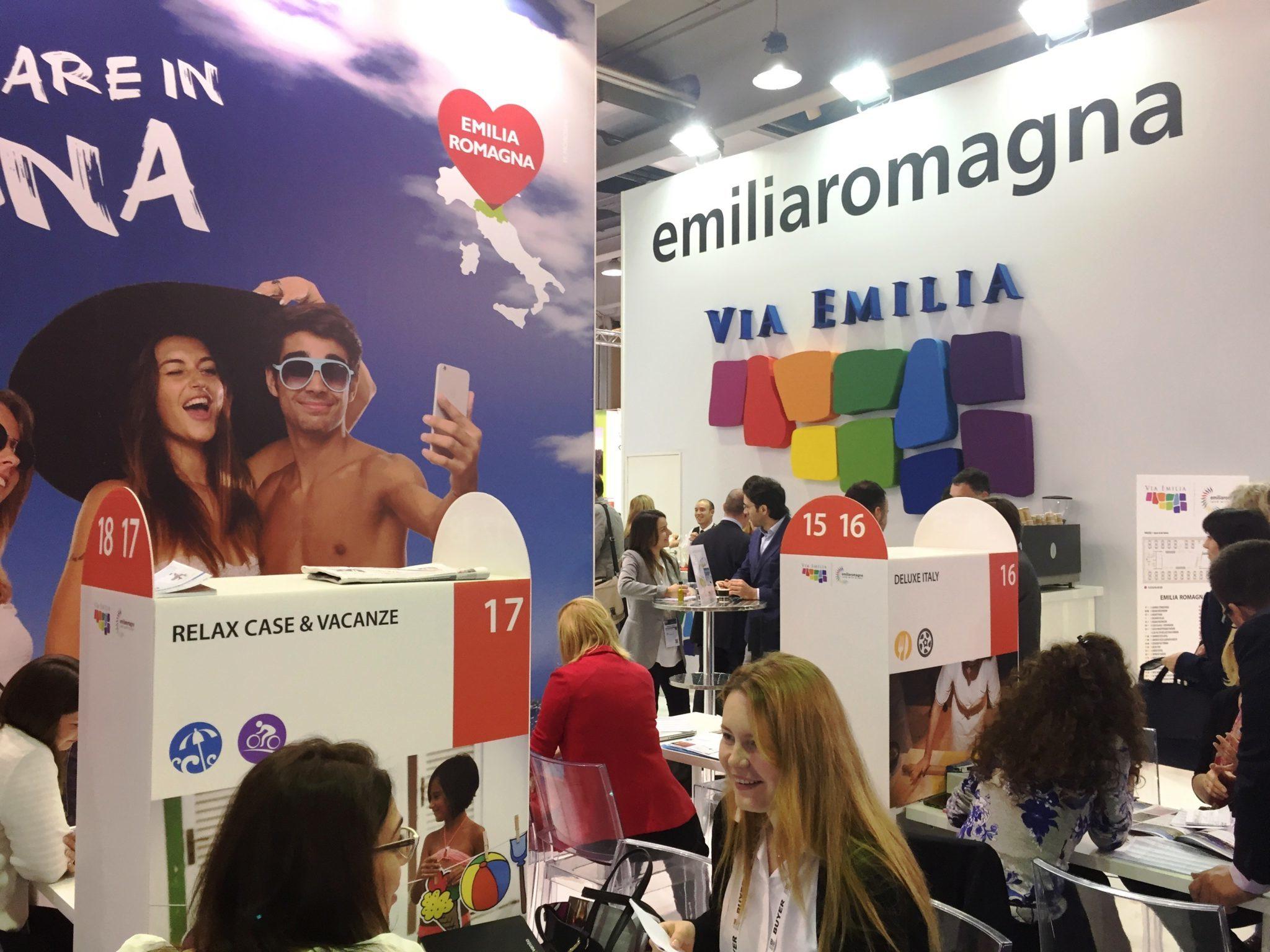 L\'Emilia Romagna alla BIT di Milano per presentare le offerte ...