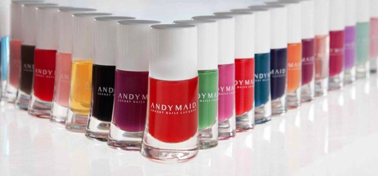 Linea Smalto by Andy Maid per distinguersi per stile, qualità e bellezza