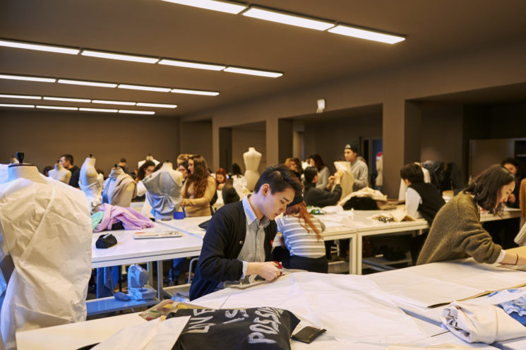 The Talent Week all'Istituto Marangoni di Milano
