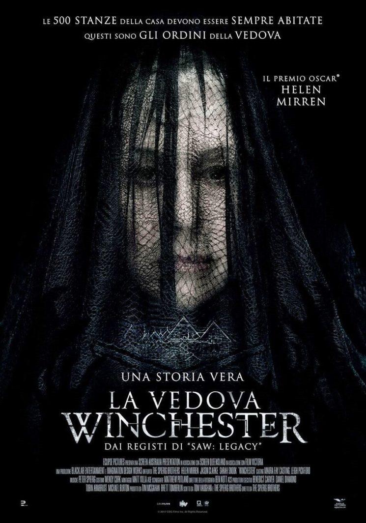"""""""La Vedova Winchester"""", un thriller soprannaturale con il Premio Oscar Helen Mirren"""