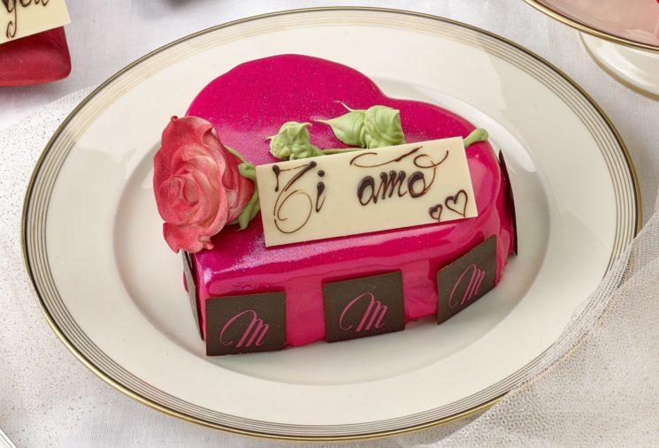 Alla Pasticceria Martesana per un dolce San Valentino