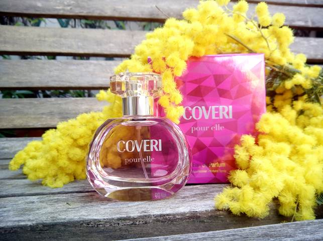 Coveri pour Elle, avvolgente fragranza dedicata a tutte le donne
