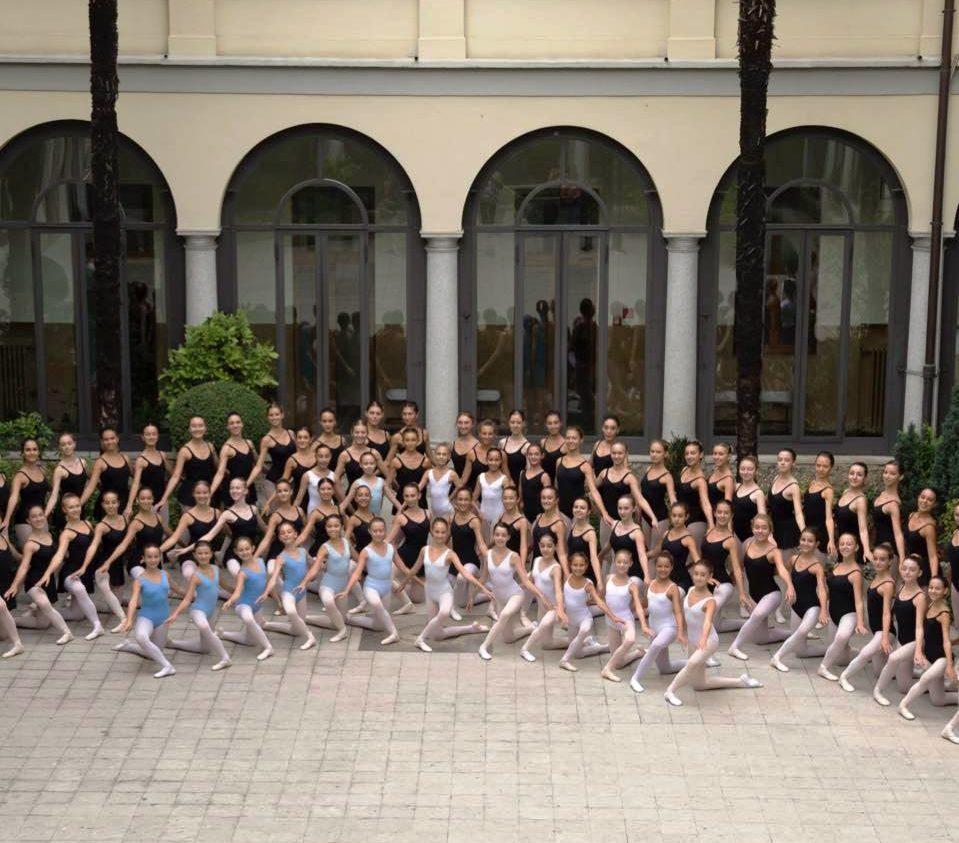 Sabato 17 marzo open day accademia ucraina di balletto a for Accademia di milano