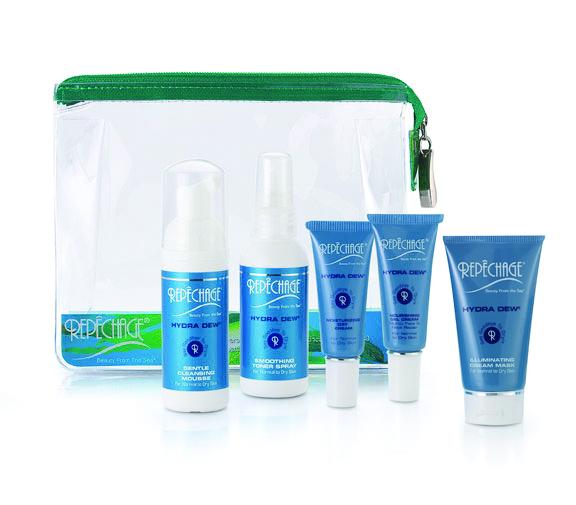 Repêchage: Hydra Dew® Starter/Travel Collection per pelli da normali a secche