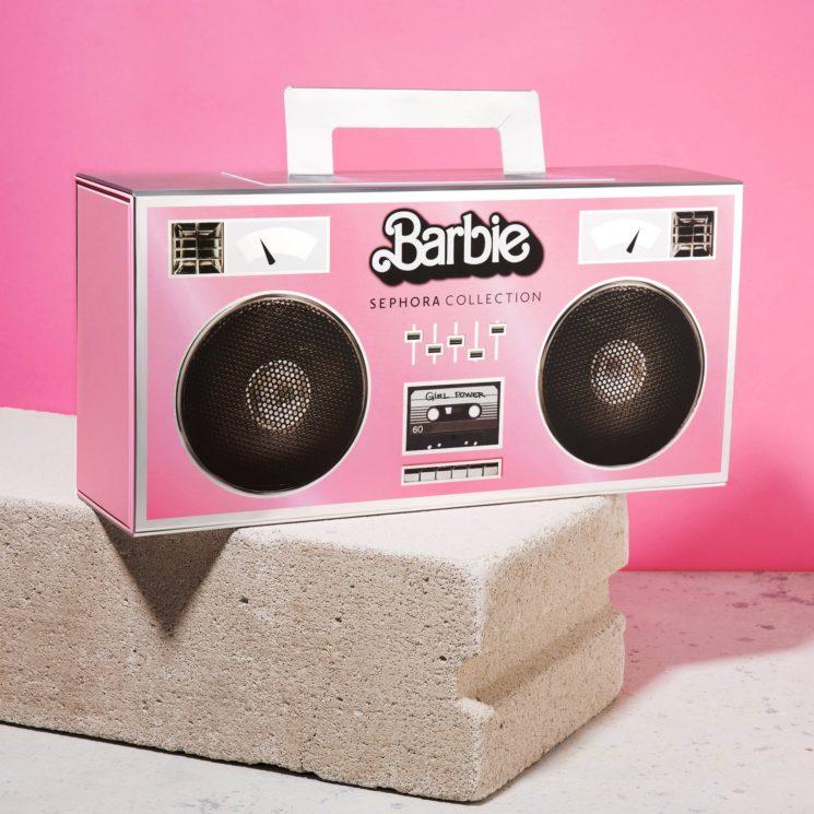 Barbie e Sephora insieme per il lancio di un kit imperdibile
