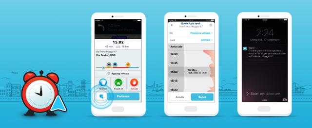 Waze, l'app che indica le strade chiuse al traffico e le deviazioni in occasione della Stramilano