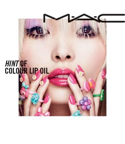 Novità M·A·C Cosmetics: Hint of Colour Lip Oil
