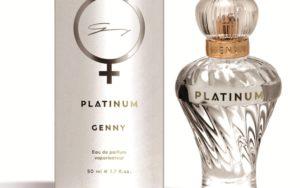 """""""Platinum"""": dall'unicità di Genny un'intensa fragranza che esalta la donna"""