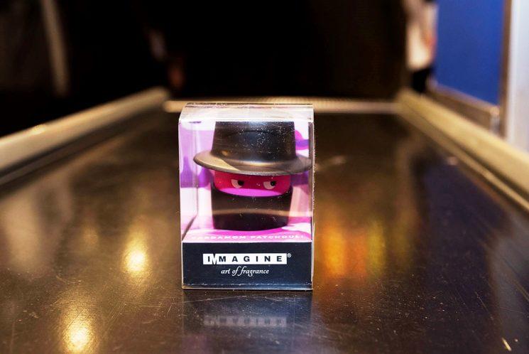 Il Gruppo Tavola entra nel mercato dei profumatori per ambiente con IMMAGINE art of fragrance