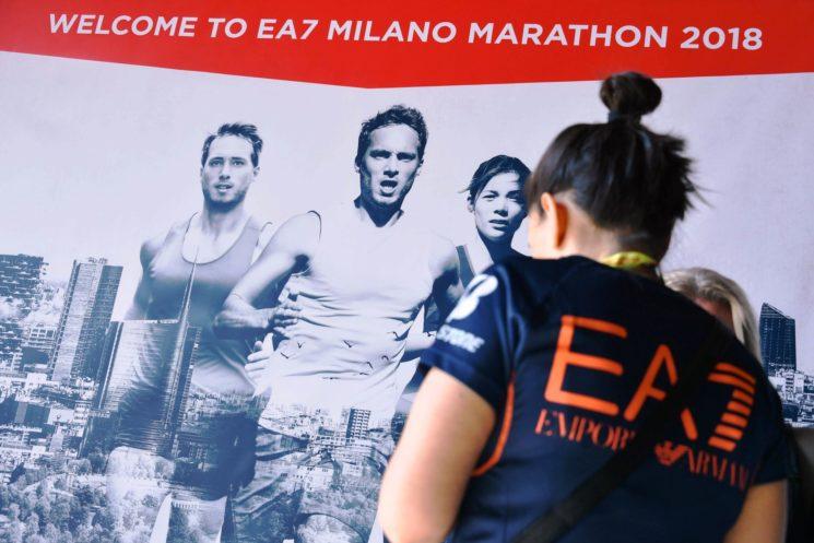 EA7 Emporio Armani Milano Marathon 2018: inaugurato il Marathon Village