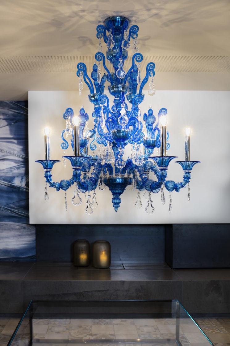 Barovier&Toso: l'arte vetraria muranese per l'Hotel Stein di Salisburgo